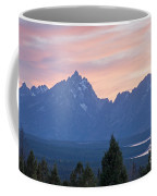 Signal Mountain Grand Teton National Park Coffee Mug