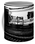 Signs Monochrome Coffee Mug