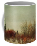 Signs Of Winter Coffee Mug