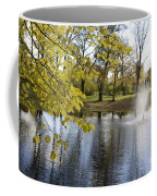 Sigulda Pond Coffee Mug