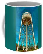 Sikeston Water Tower Iv Coffee Mug