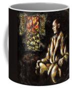 Silence Coffee Mug