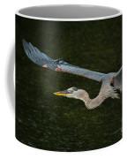 Silence In The Wings Coffee Mug