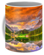 Silence Of Dusk Coffee Mug