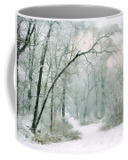 Silence Of Winter Coffee Mug