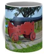 Silent Cannon Coffee Mug