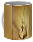 Silent Guitar Coffee Mug
