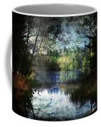 Silent Lake Ludington Michigan Coffee Mug