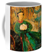 Silent Lotus Coffee Mug