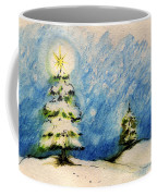 Silent Night Holy Night Coffee Mug