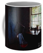 Silent Sewing Room Coffee Mug