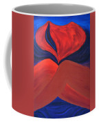 Silent She Emerges Coffee Mug