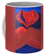 Silent She Emerges Coffee Mug by Daina White
