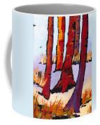 Silent Woods Coffee Mug