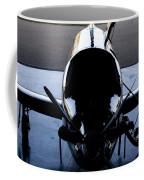 Silhouette Hanger Coffee Mug