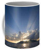 Silhouette Island Coffee Mug