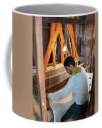 Silk Weaver - Varanasi India Coffee Mug