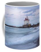 Silken Waves Coffee Mug