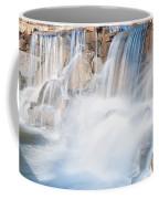Silky Waterfall Splash Coffee Mug