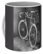 Silver Bike Bw Coffee Mug