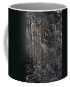 Silver Cedar Coffee Mug