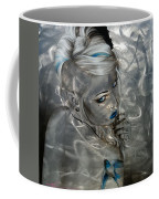 Silver Flight Coffee Mug