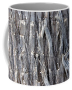 Silver Heavy Metal  Coffee Mug