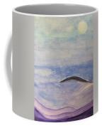 Silver Moon  Coffee Mug