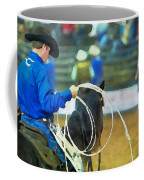 Silver Spurs Rodeo Outrider Coffee Mug