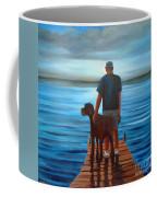 Silver Sunset Coffee Mug