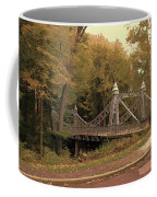 Silver Suspension Bridge Coffee Mug