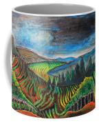 Silverado Trail Coffee Mug