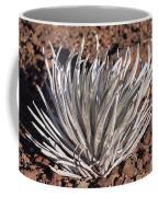 Silversword Leaves Coffee Mug