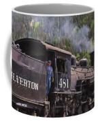 Silverton Engine 481 Coffee Mug