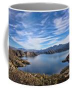 Silverwood Lake Coffee Mug