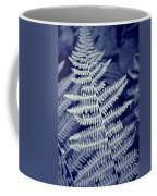 Silvery Fern Coffee Mug