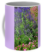 Simple Beauty - Purple And Pink Coffee Mug
