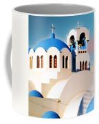 Simple Graphic Greek Church Coffee Mug