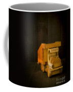 Simpler Times - Old Wooden Toy Truck Coffee Mug