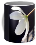 Simply Alone Flower Coffee Mug