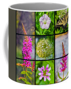 Simply Summer Wildflowers Coffee Mug