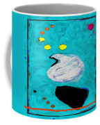 Simply Turquoise Coffee Mug