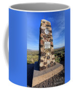Simpson Springs Pony Express Station Monument - Utah Coffee Mug