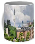 Sinan Pasha Mosque In Istanbul Coffee Mug