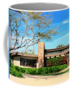 Sinatra Home Palm Springs Coffee Mug by William Dey