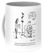 Since You're Always Asking Coffee Mug