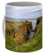 Sinclair Castle Scotland -1 Coffee Mug