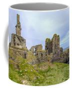 Sinclair Castle Scotland - 3 Coffee Mug