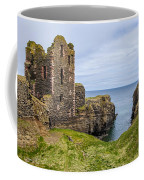Sinclair Castle Scotland - 4 Coffee Mug