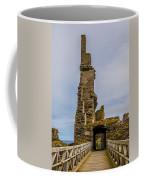 Sinclair Castle Scotland - 6 Coffee Mug